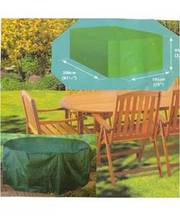 Oval Patio Set Cover Medium