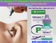 Drain out glauoma with buy generic alphagan