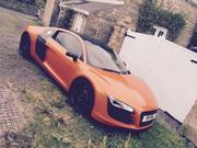 Audi Only 28 miles audi r8